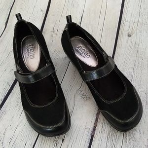 Rialto comfort Mary Jane clogs